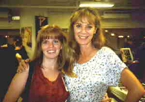 Kathy Fleming and Anne Lockhart